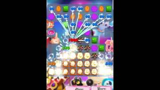 Candy Crush Saga Level 1401 No Booster 3 Stars with tips