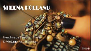Sheena Holland - Vintage Clothing, Jewellery & Handmade Feather Headbands