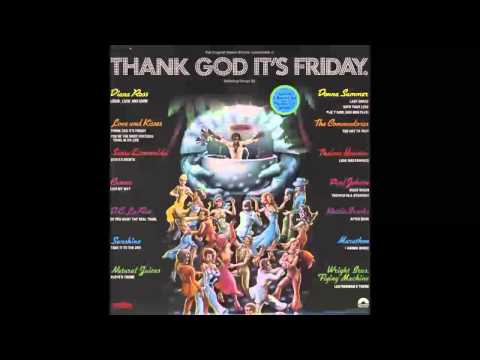 Love And Kisses - Thank God It's Friday
