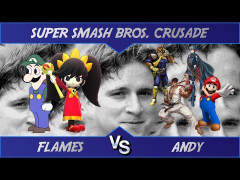 how to download super smash bros crusade