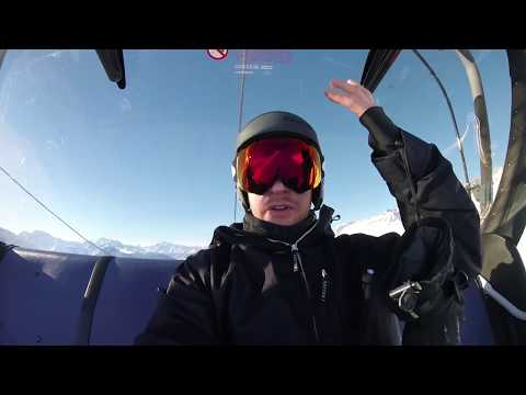 OAKLEY Flightdeck Goggles on the slopes