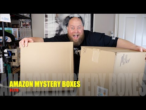 I bought a $1778 Amazon Customer Return ELECTRONICS Liquidation Pallet With 2 HUGE Mystery Boxes