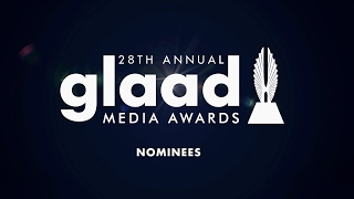 And the #glaadawards nominees are...