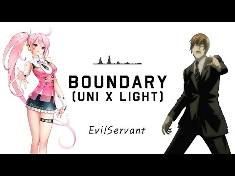 【LIGHT X UNI】Boundary 【LIGHT Korean Cover】
