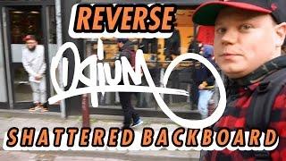 REVERSE SHATTERED BACKBOARD OQIUM RELEASE