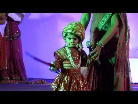 Bal Shivaji Master Arjun Gohad from ArviWardha Maharashtra,India