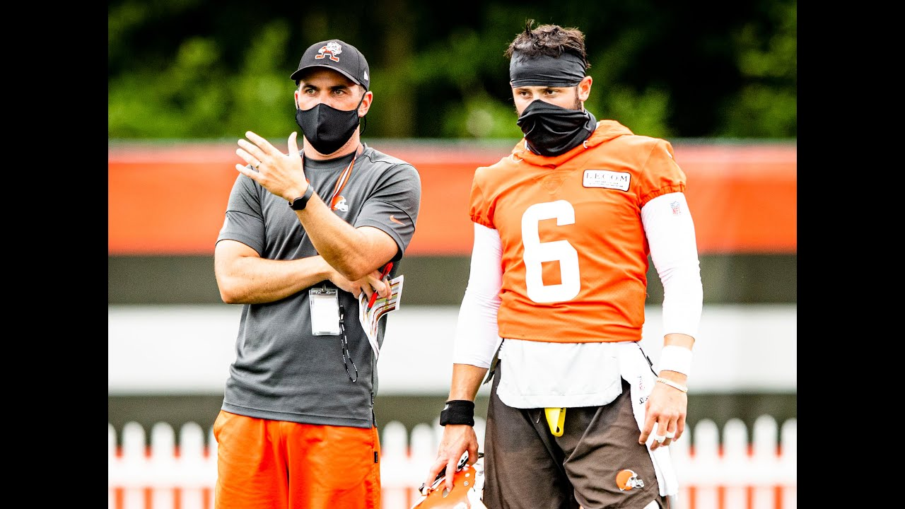 Elite Expectations for Baker Mayfield in 2021 With the Browns - Sports 4 CLE, 5/5/21