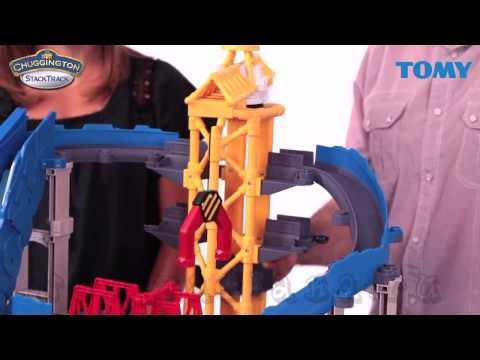 Игровой набор Большая стройка с Брюстером Чаггингтон (Chuggington)