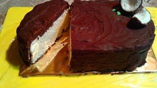 ГИГАНТСКИЙ БАУНТИ ✧ Торт мороженое