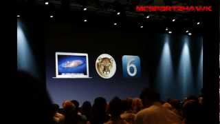 Apple: iOS6 - New Features, Release Date + Review [Facebook Integration, Navagation, Facetime]