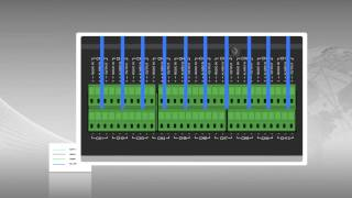 10 zone Paging Controller with Speaker Selector