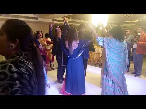 VirSa MusiCal GrOup Chandigarh Ladies Sangeet at hotel Ikon chd �738185 📞7508446032