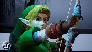 Unreal Engine 4 - Zelda: Archery Game [Download link]