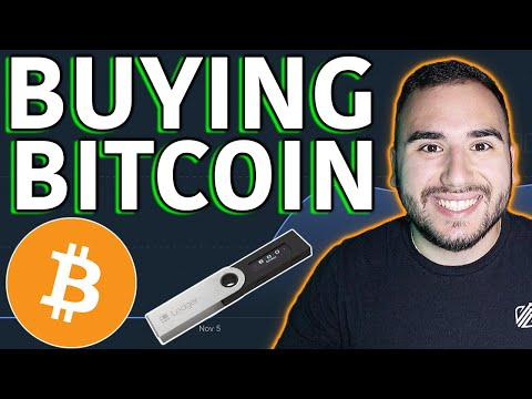 How To Buy Bitcoin On Coinbase U0026 SAFELY Store It On Ledger Nano S In 2021
