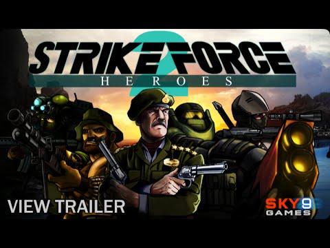 Strike Force Heroes 2 Full Walkthrough Gameplay