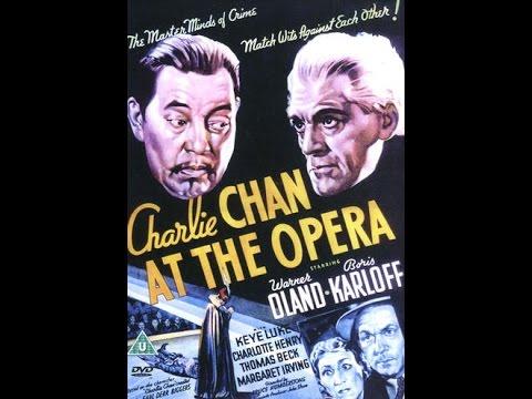 Charlie Chan At The Opera 1936