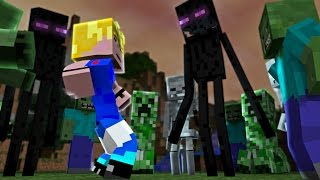 ANDY IS COMING! - Minecraft Animation (Short) - FrediSaalAnimations
