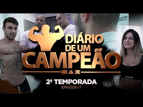 Diario de um Campeão - Preparação para o Brasileiro
