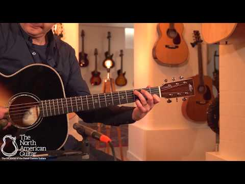 Froggy Bottom Model G Deluxe Acoustic Guitar Played By Stuart Ryan (Part One)