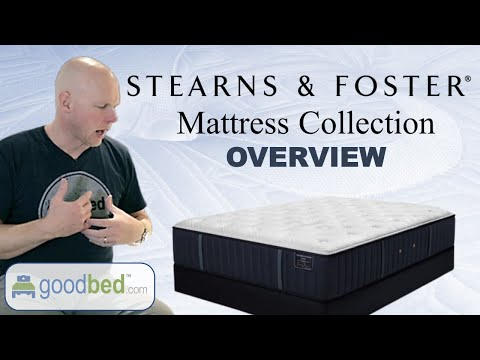 Stearns & Foster 2019 Product Lines EXPLAINED By GoodBed.com