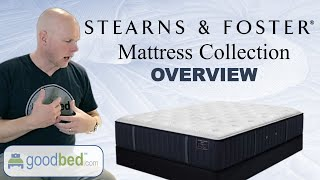 Stearns & Foster 2019 Mattresses Overview