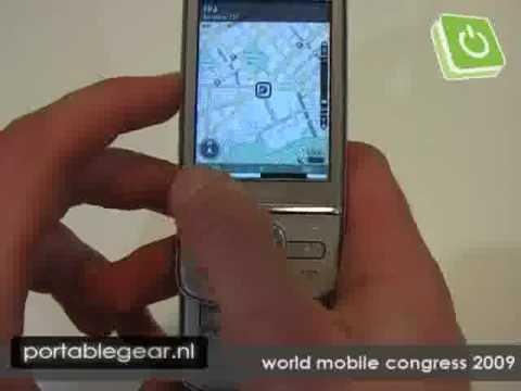 Nokia 6710 Navigator hands-on