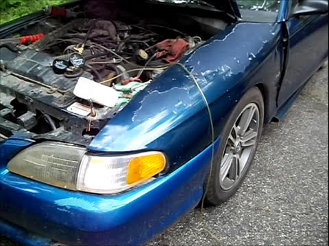 98 Ford Mustang 46l diagnose stall replace resistor for fuel pump
