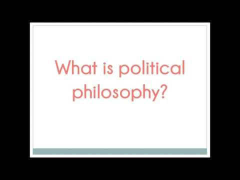 What is Political Philosophy? Leo Strauss's Interpretation