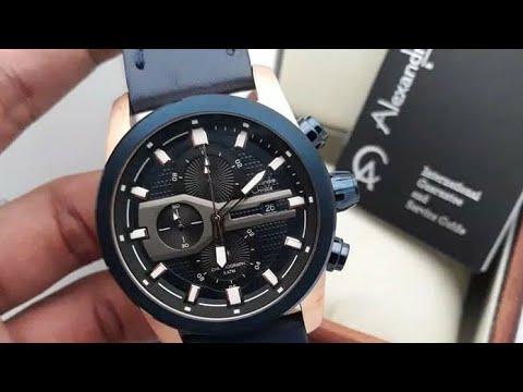 Review Jam Tangan Original Alexandre Christie 6270 Terbaru