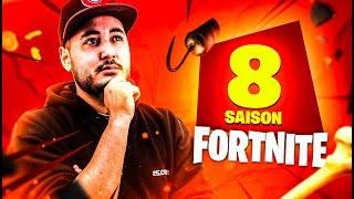 LA NOUVELLE SAISON 8 FORTNITE !