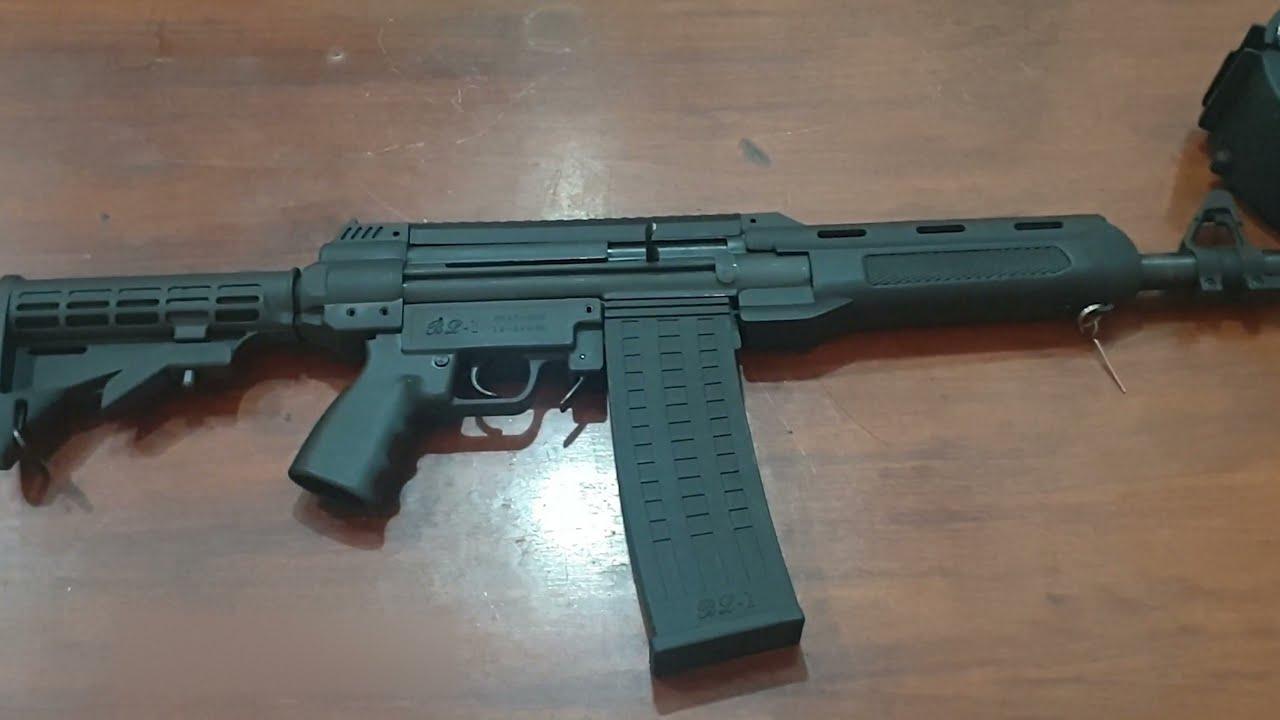 Download 12 Bore BL1 Rifle Detail Review - Semi / Full Auto 12 Bore - GM Corporation