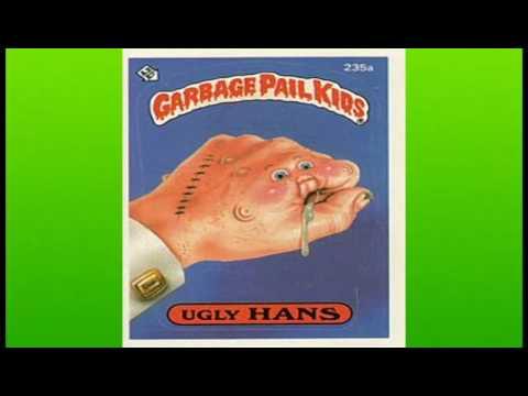 Download Garbage Pail Kids Series 6