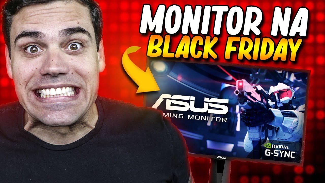 CERTEZA! Monitor BARATO na Black Friday, RTX 2060 e GTX 1660 Super | FONTE REDRAGON
