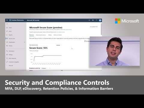 Microsoft Teams Controls for Security and Compliance