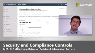 Microsoft Teams Controls for Security and Compliance tutorial
