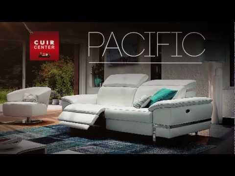 cuir center canap relaxation youtube. Black Bedroom Furniture Sets. Home Design Ideas
