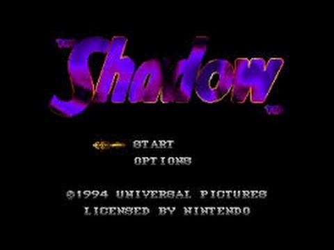 The Shadow (SNES )