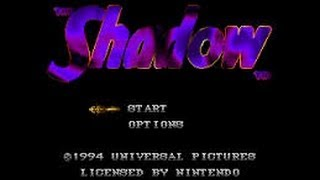The Shadow SNES
