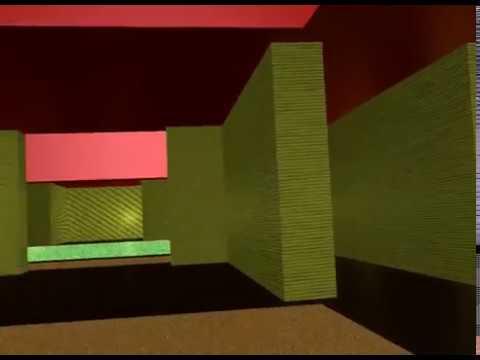Roman Villa 3D model