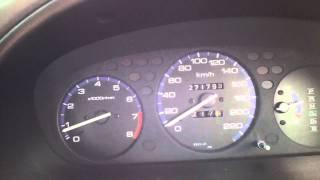 1999 Honda Civic 1.6a Stock Acceleration