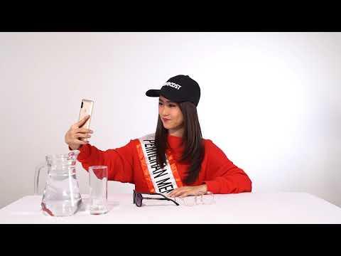 Michelle Christo Kusnadi (Team J) - Pemilihan Member Single Ke-20 JKT48
