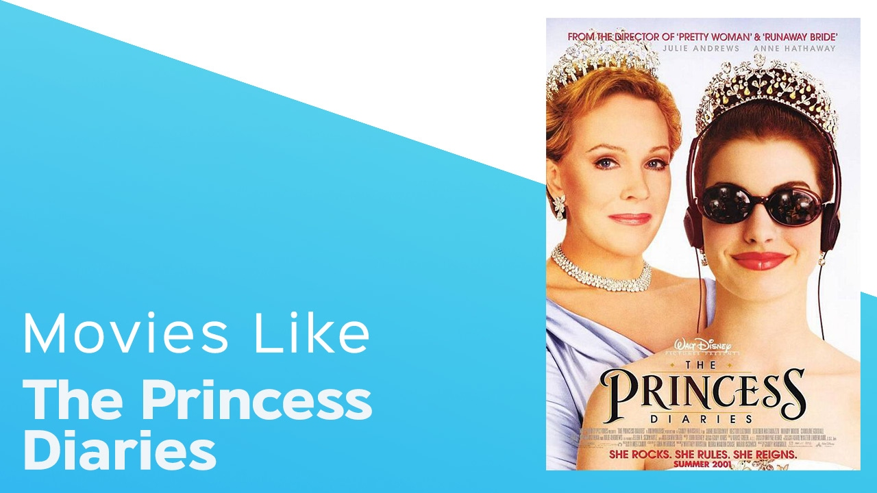 Download Movies like The Princess Diaries - itcher playlist