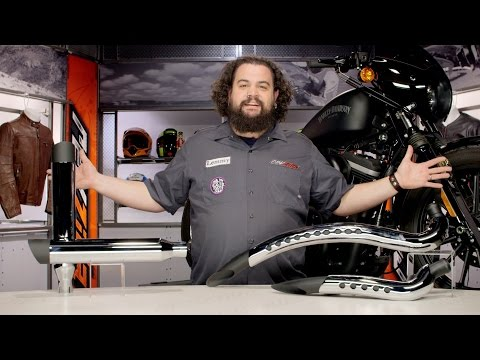 Thumbnail for Bassani Exhaust for Harley Sportster Review