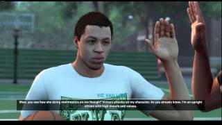 NBA 2K16 MyCareer: Making The Boss (PC)