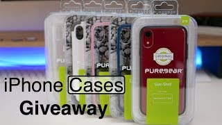 iPhone Cases Overview and Giveaway by Pure Gear