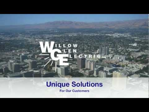 Unique Electrical Solutions from Willow Glen Electric