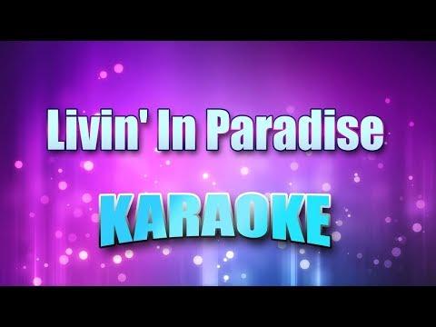 Jonathan Singleton & The Grove - Livin' In Paradise (Karaoke & Lyrics)