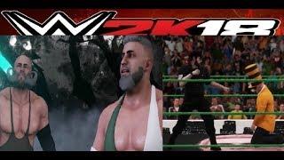 WWE 2k18 Episode Whoever Wins We Lose (VITA)