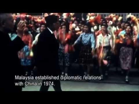 Prime Minister Tun Abdul Razak