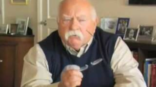 Wilford Brimley Thinks He